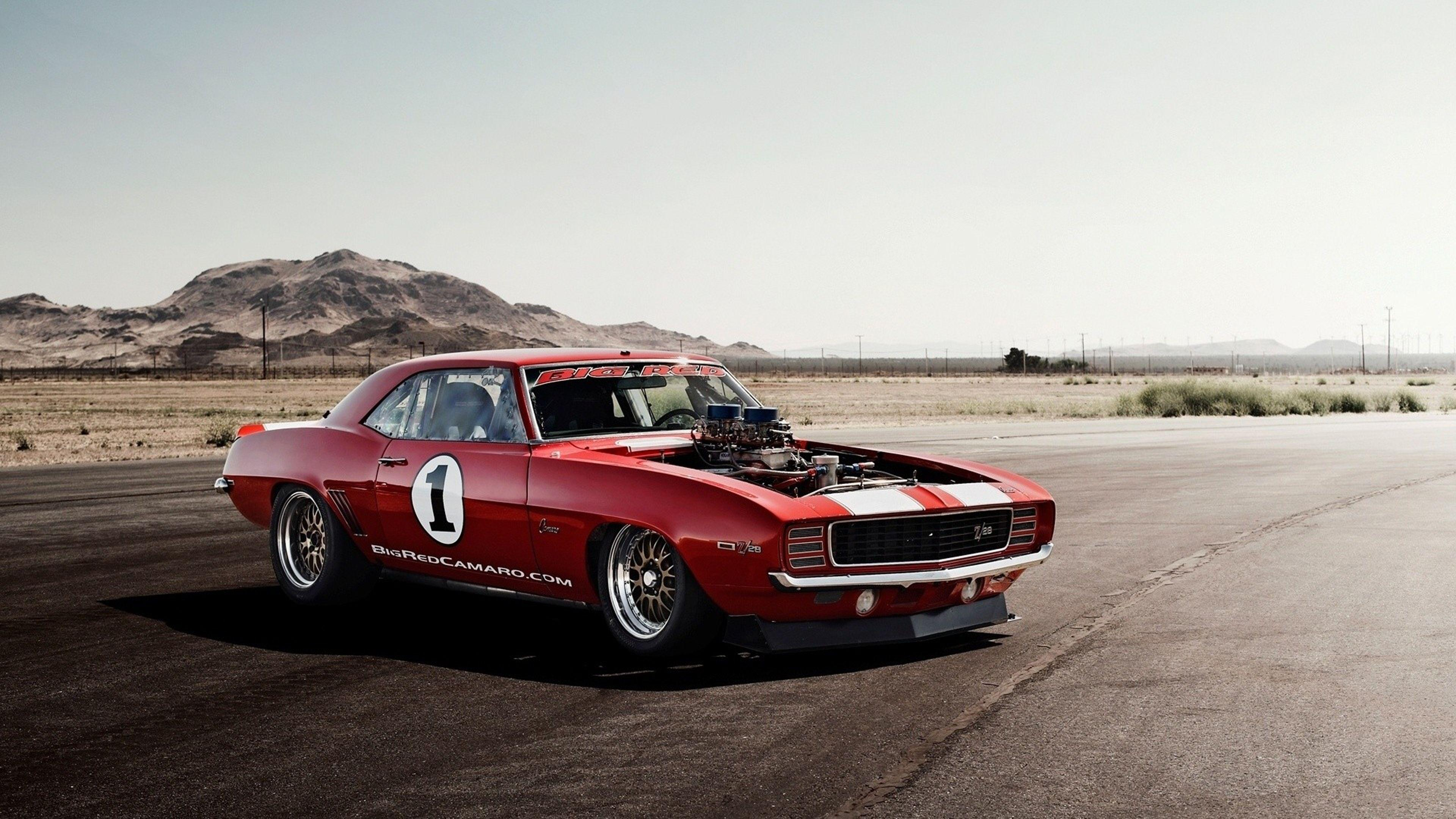 Muscle Cars 4K Wallpapers - Wallpaper Cave