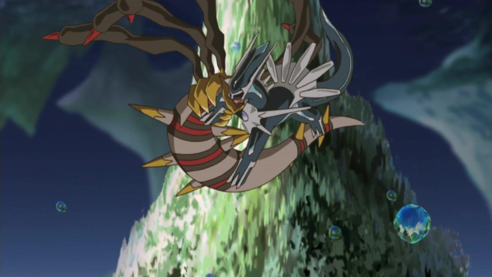 Image For Pokemon: Arceus and the Jewel of Life | Fancaps.net