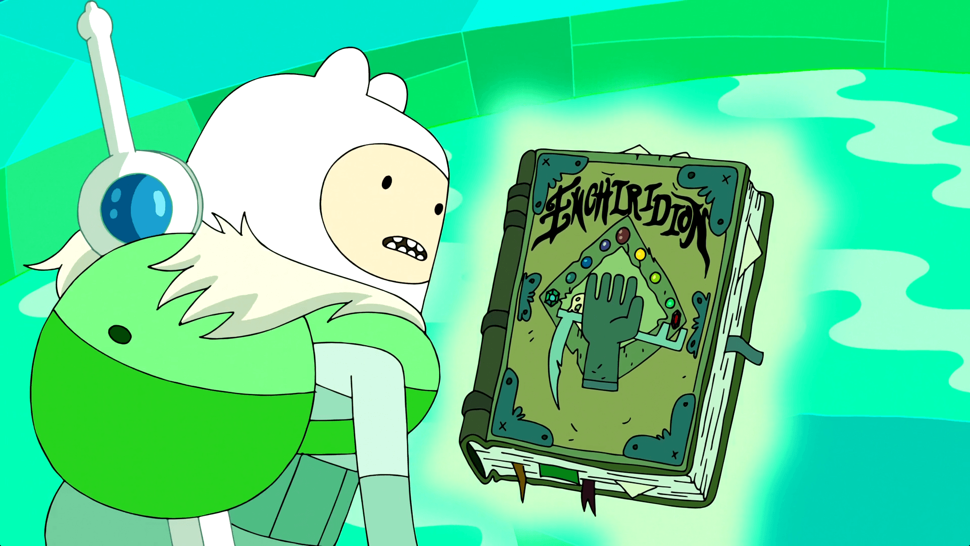 Adventure Time Pirates Of The Enchiridion Wallpapers Wallpaper Cave