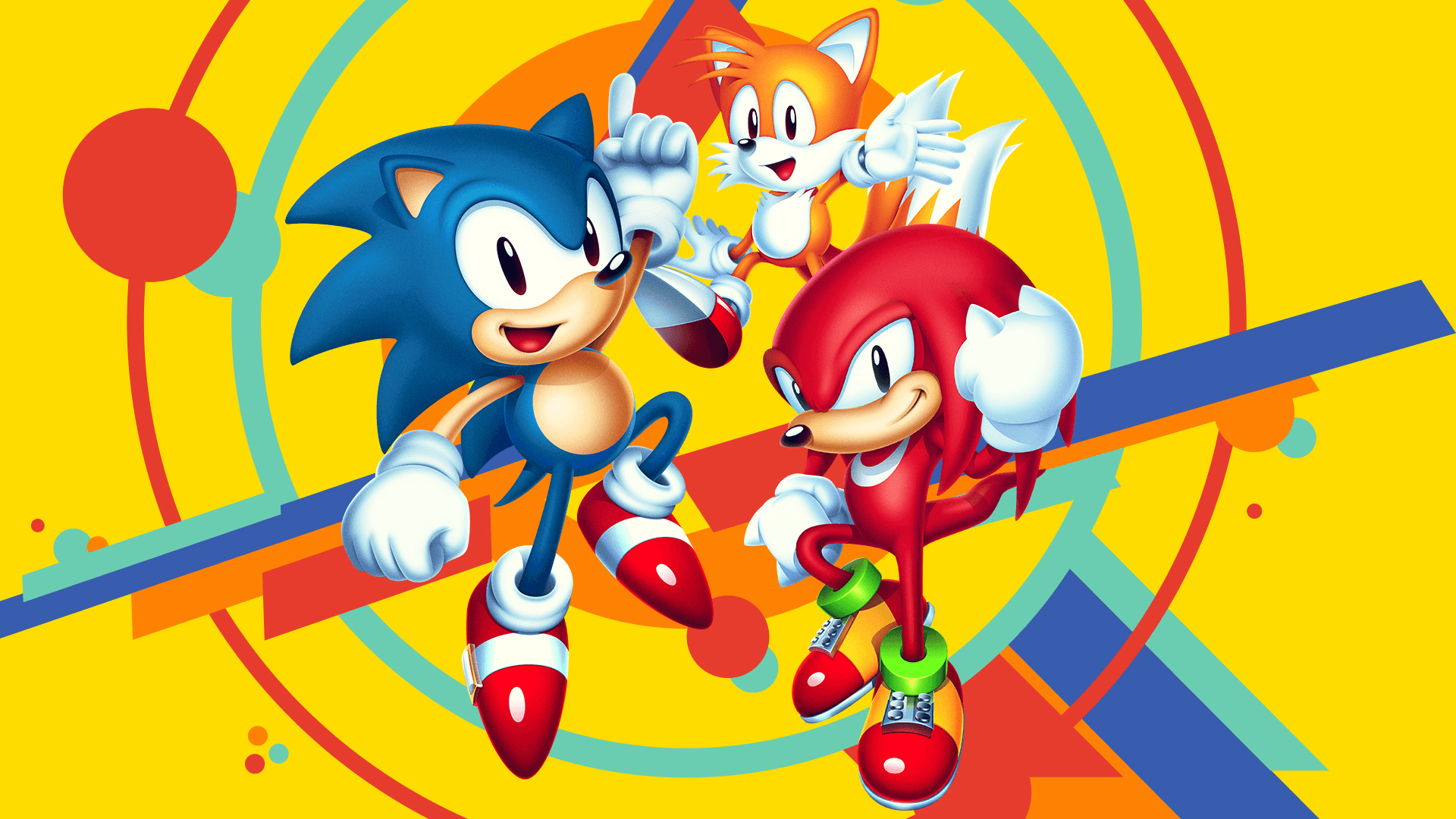 8 Sonic Mania HD Wallpapers