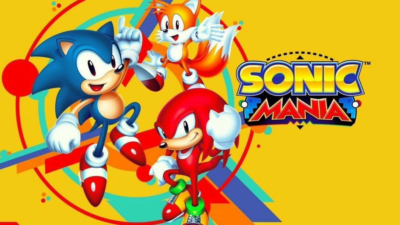 Sonic Mania Wallpapers HD