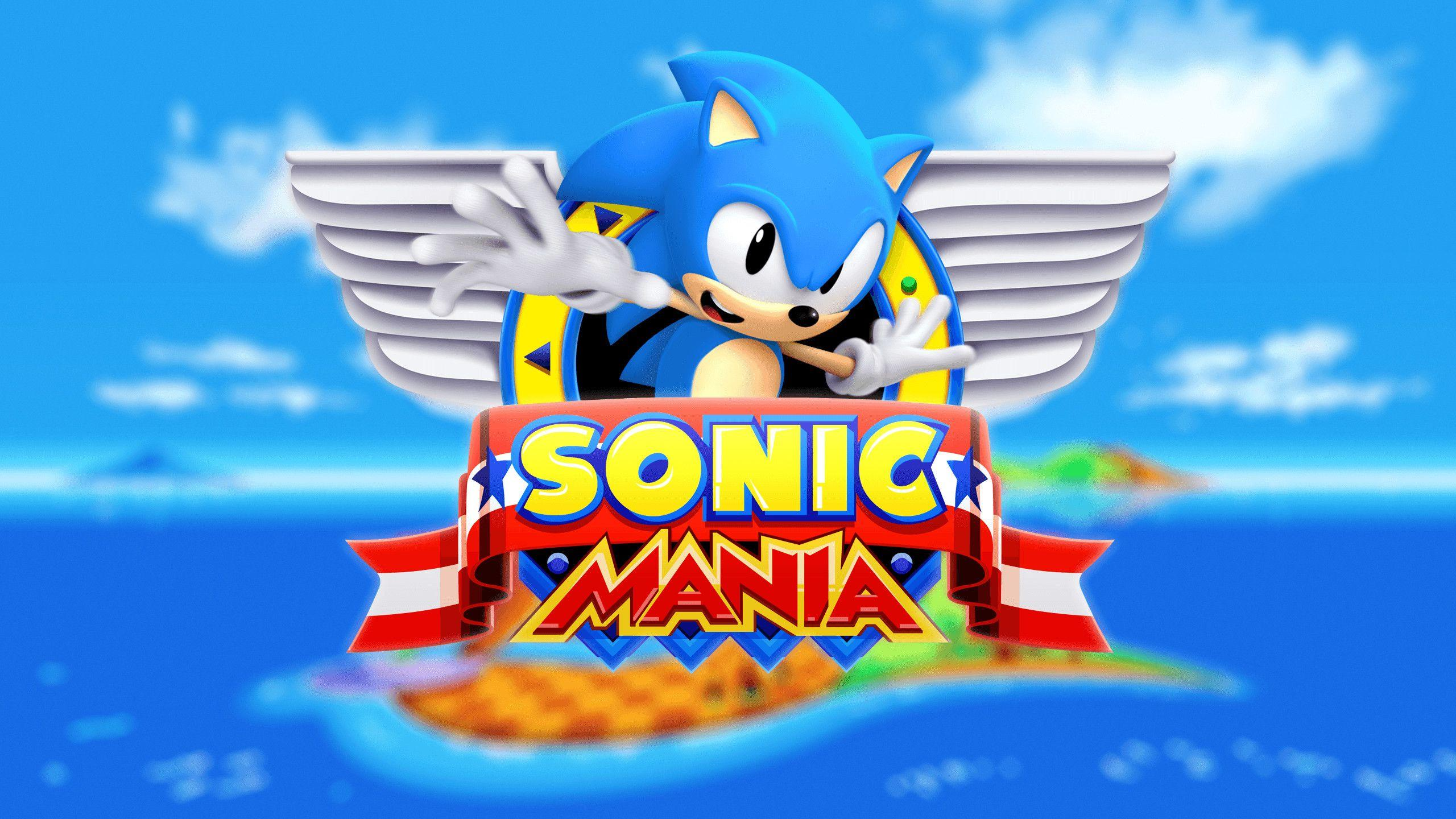 Sonic Mania Wallpapers ·①