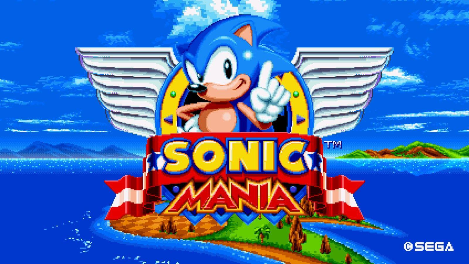 Sonic Mania Could Be Getting New DLC Titled 'Project Plus'