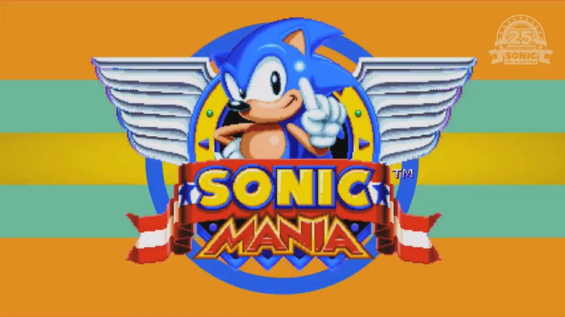 Sonic Mania's Trophy List Has No Platinum