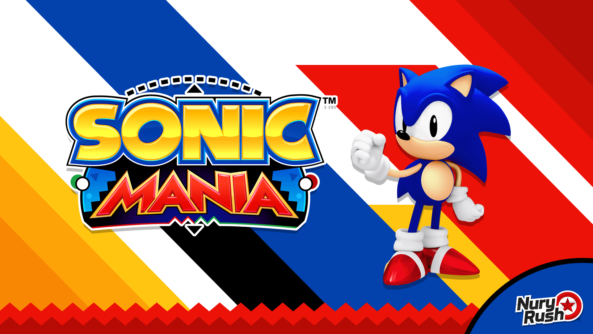 Sonic Mania Full HD Wallpapers and Backgrounds Image