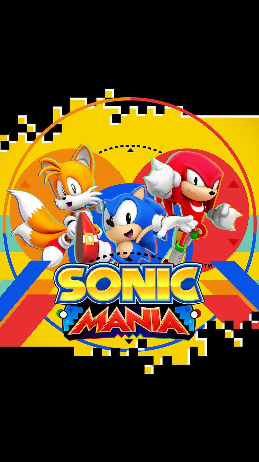 Sonic Mania Wallpapers For Mobile