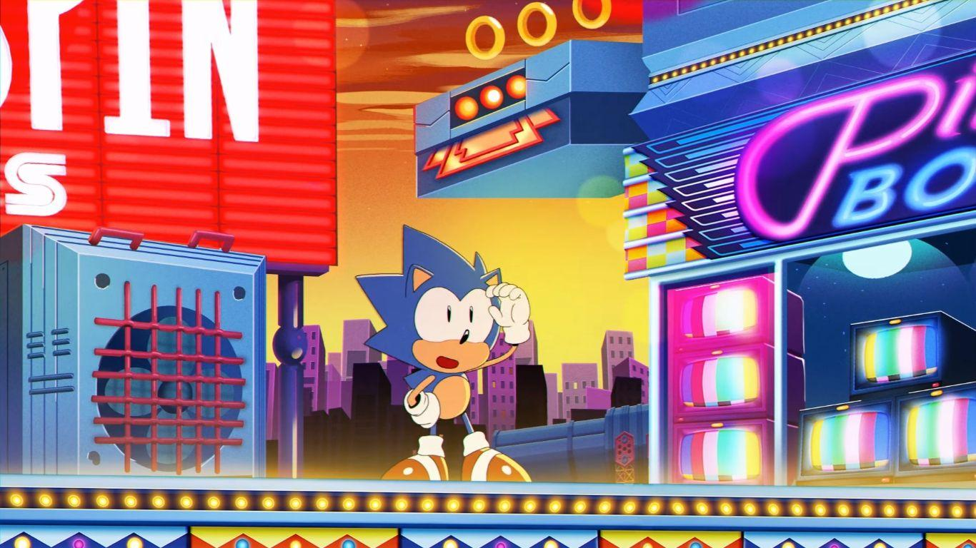 Sonic Mania's Opening Animation Is Here