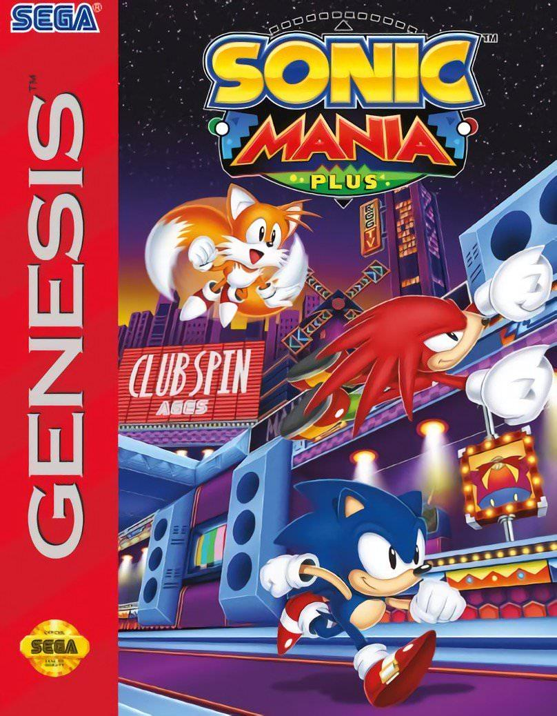 Sonic Mania Plus Coming this Summer