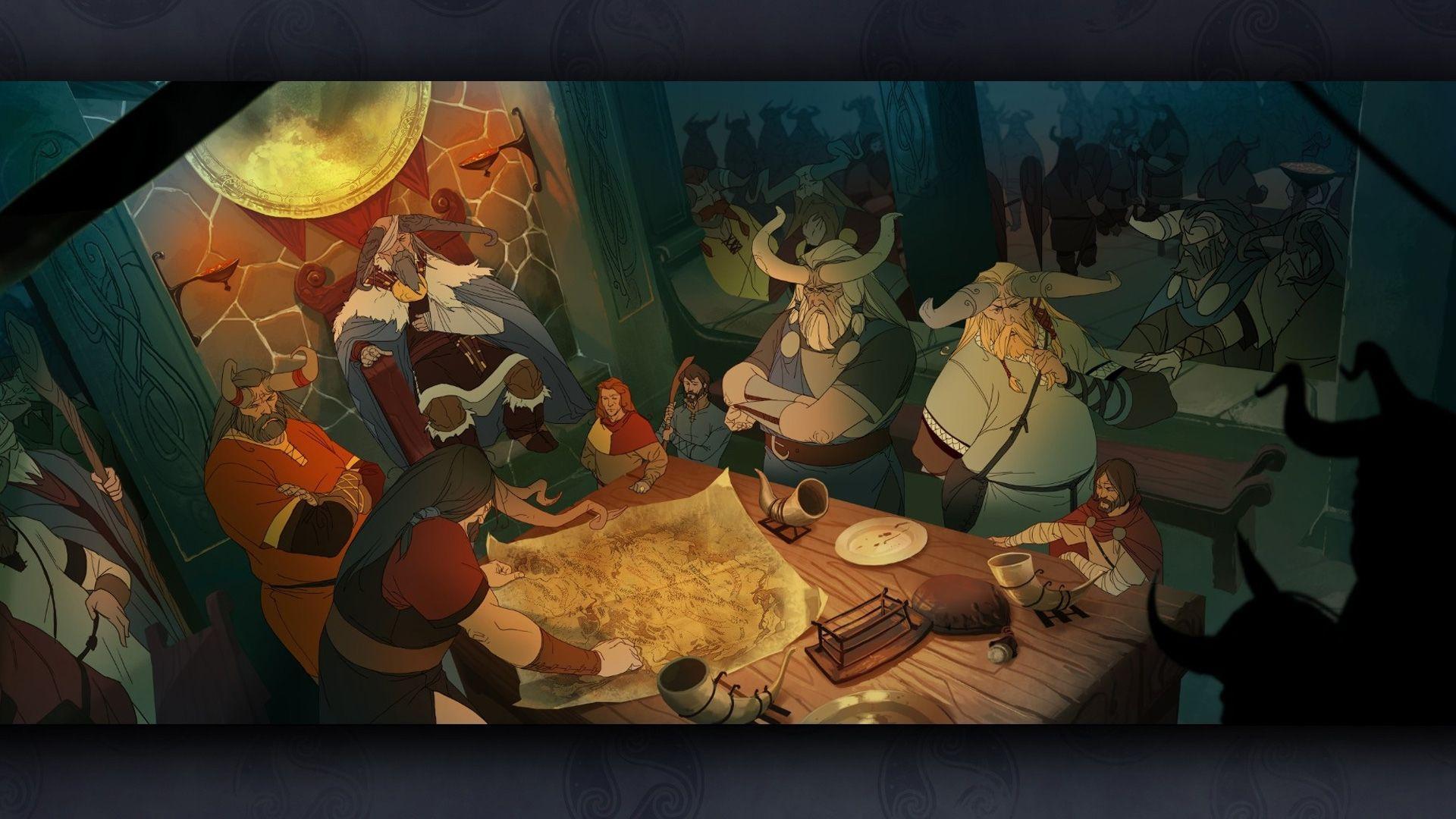 The Banner Saga 3 Wallpapers Wallpaper Cave
