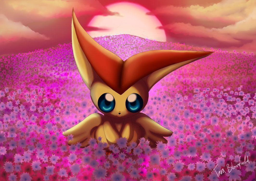 Victini's Gift by Shaami
