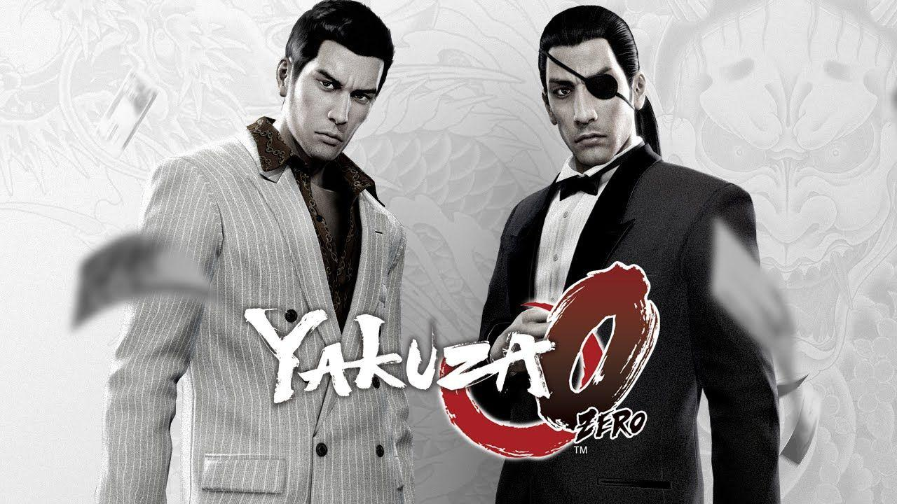 Yakuza 0 Wallpapers Wallpaper Cave