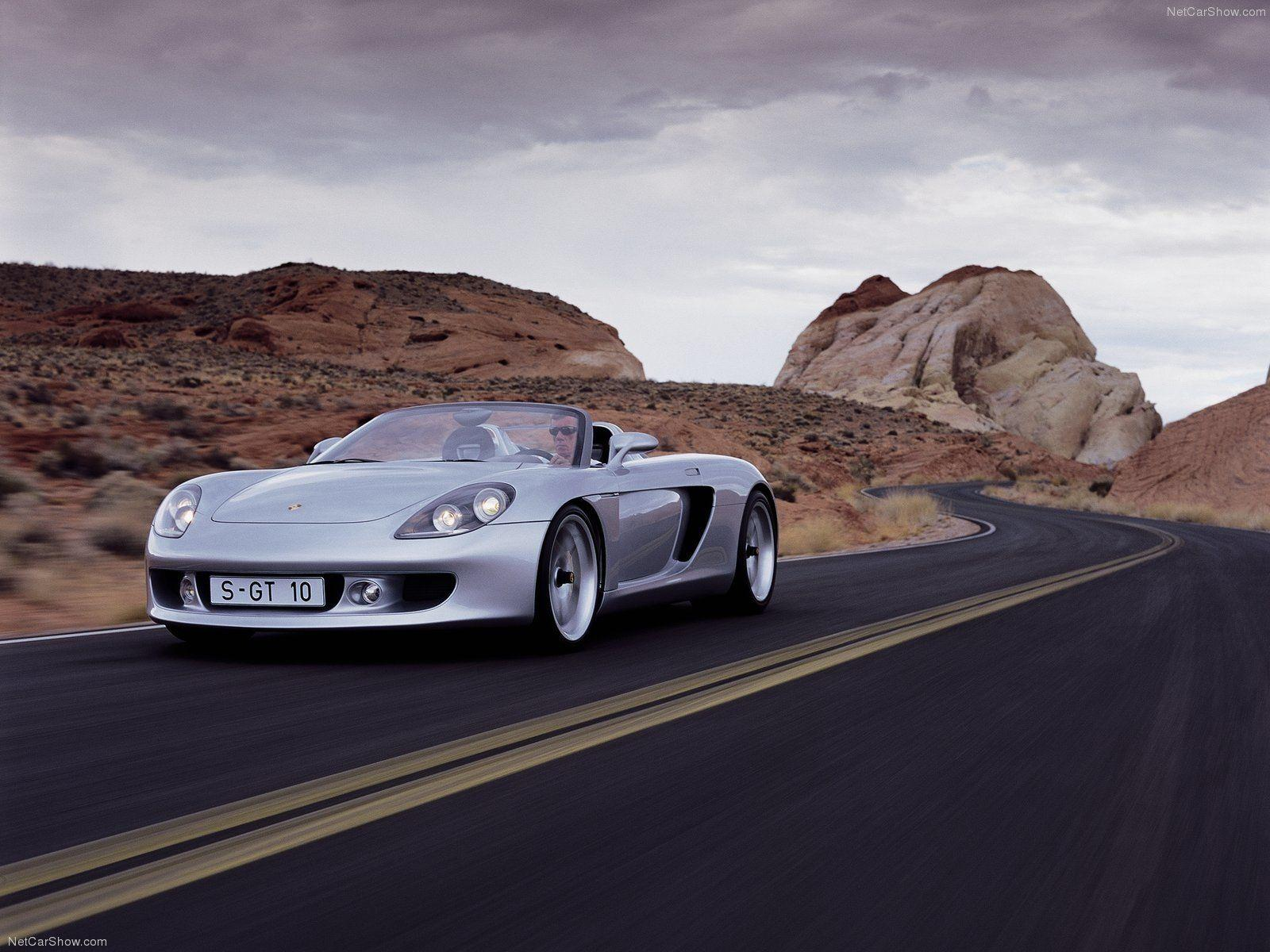 Porsche Carrera GT Wallpapers and Backgrounds Image