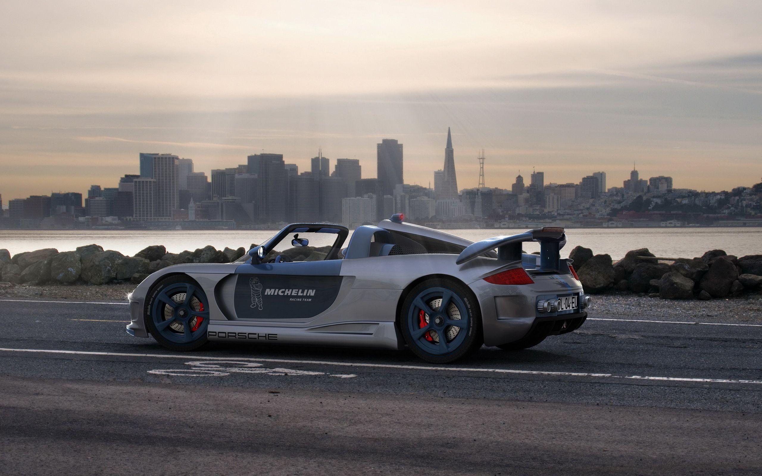 4k Porche Carrera Gt Wallpaper: Porsche Carrera GT Wallpapers