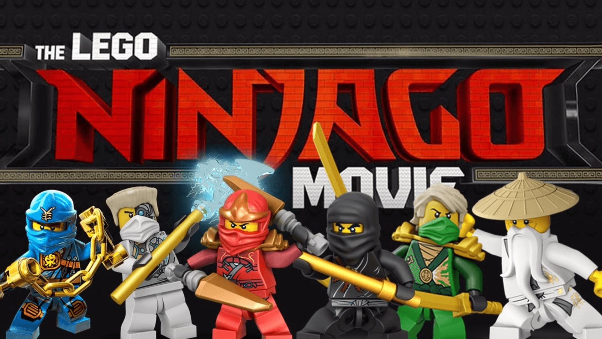 LEGO Ninjago Movie Wallpapers