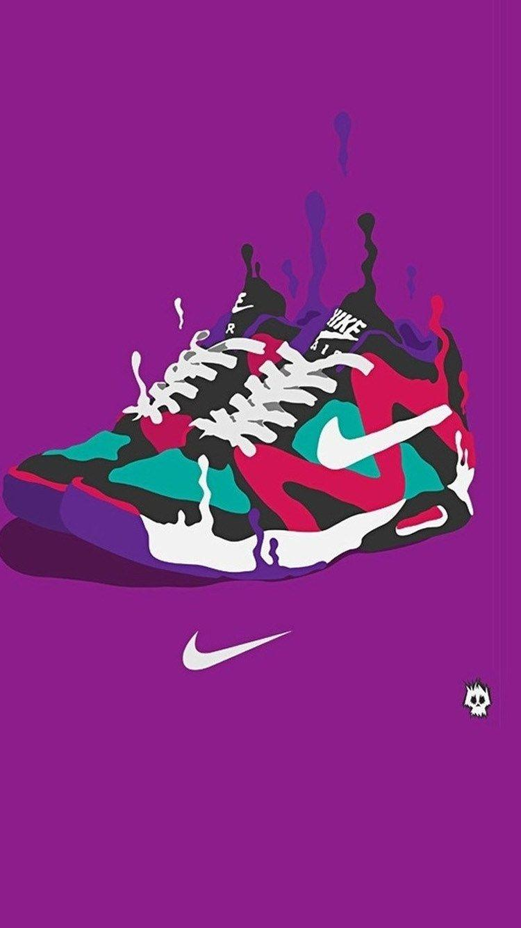 Nike Basketball Wallpapers For Iphone Wallpaper Cave