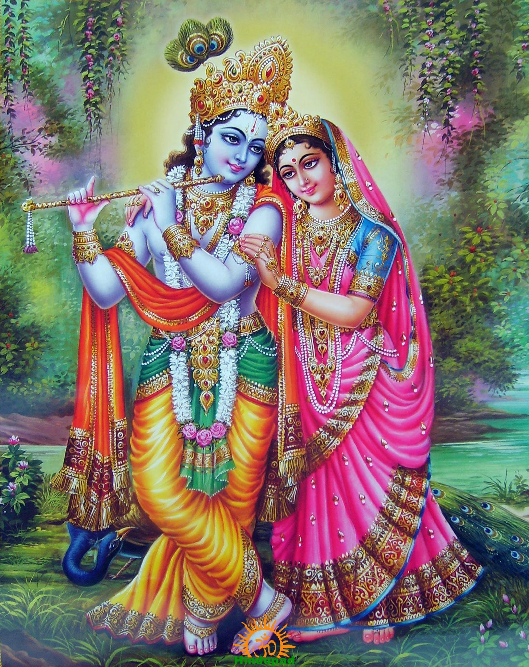 Radha Krishna Wallpapers Hd 3d Full Size Wallpaper Cave