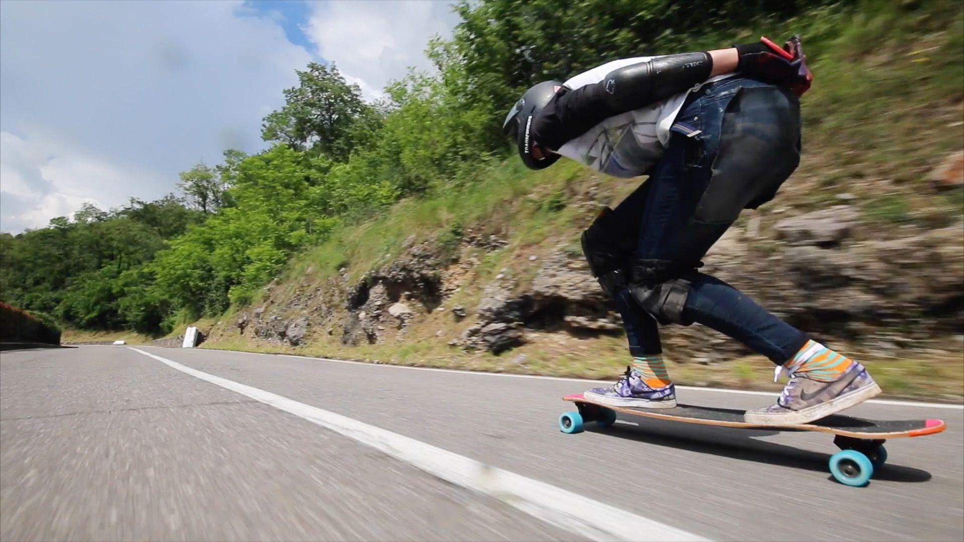 Longboard Downhill Wallpapers Wallpaper Cave