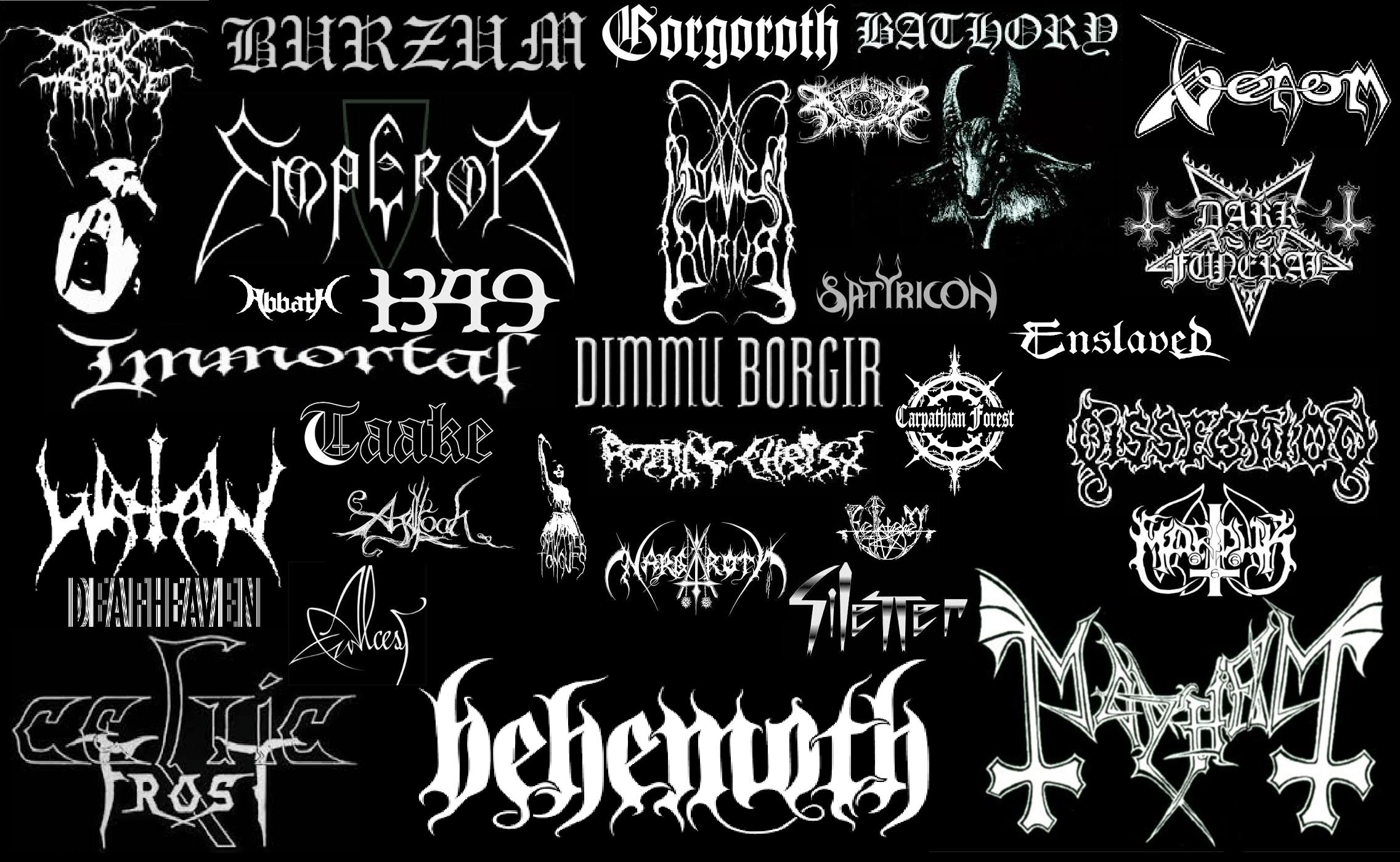 Black Metal Bands Wallpapers Wallpaper Cave