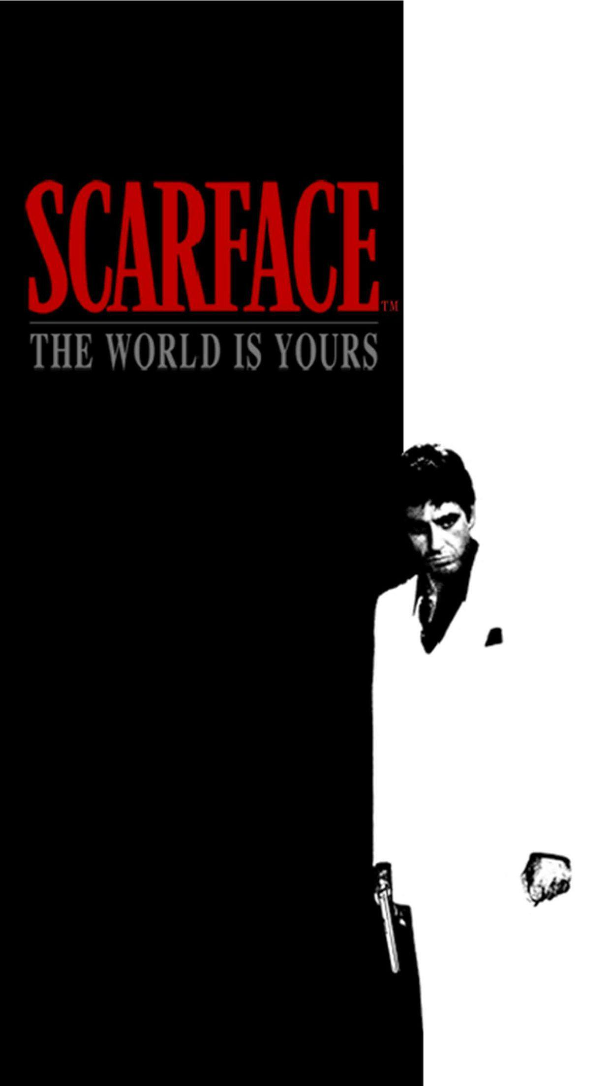 Supreme Scarface Wallpapers - Wallpaper Cave