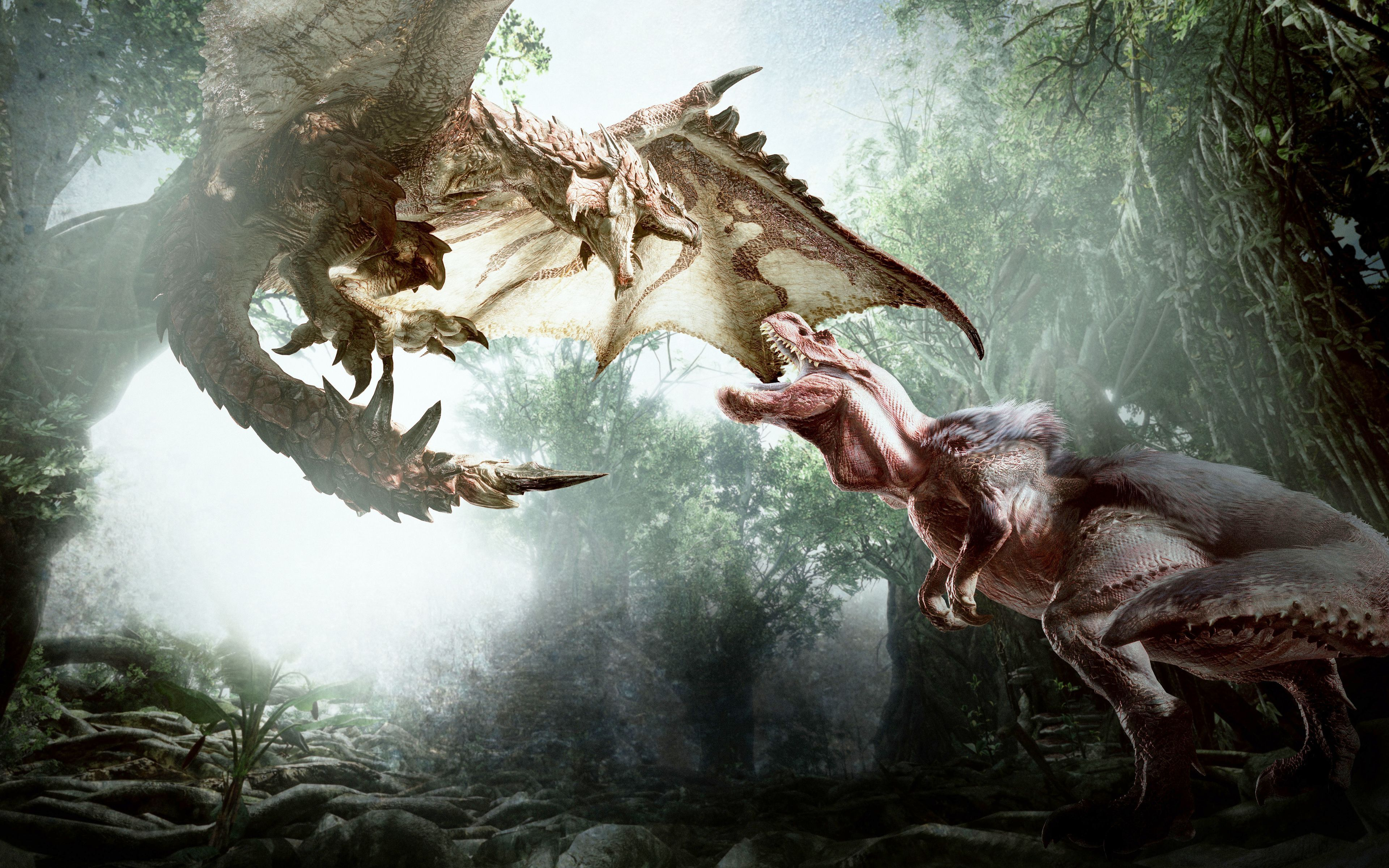 Monster Hunter: World HD Wallpapers 11