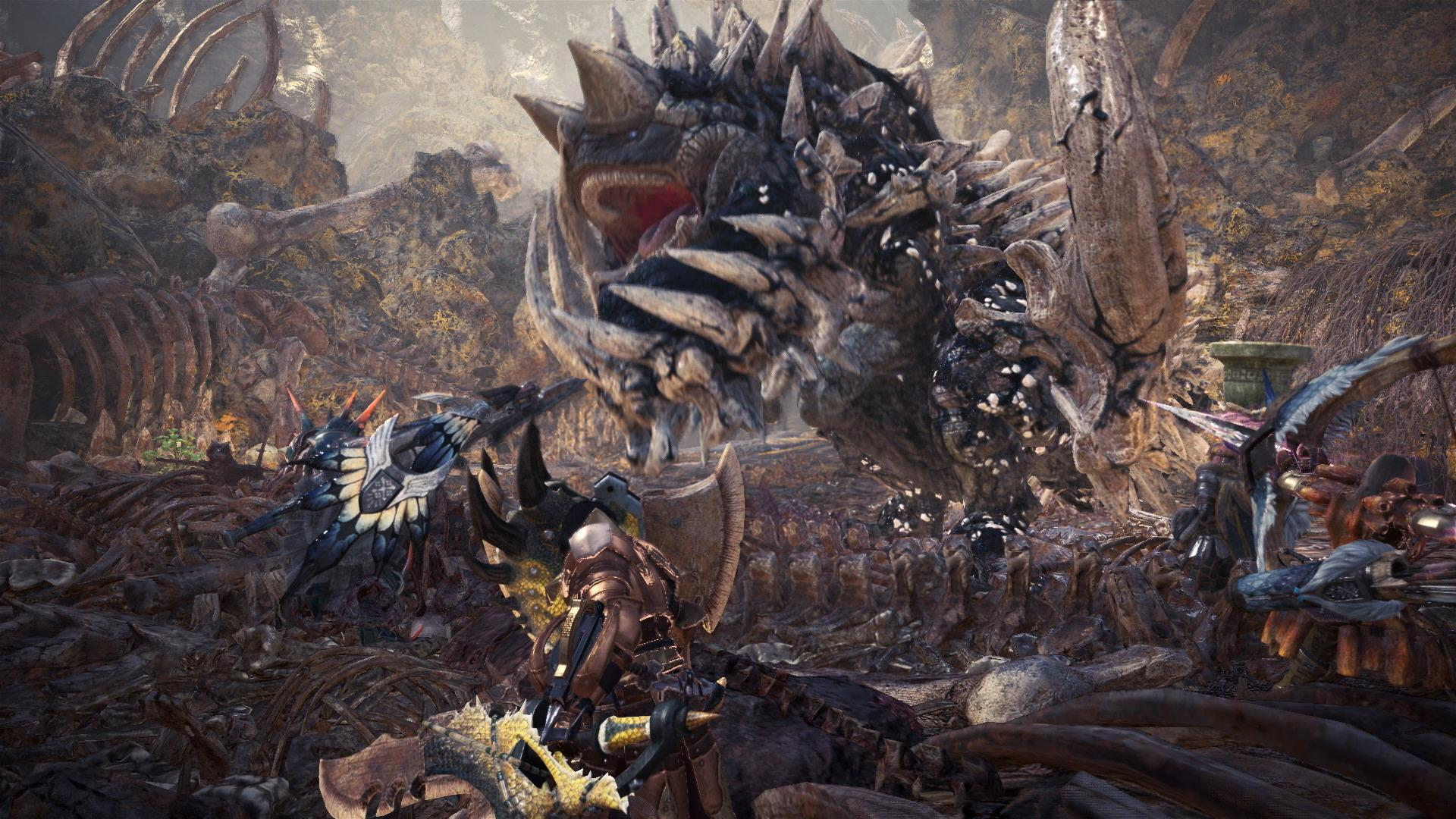 Monster Hunter: World ships five million in three days, a series record