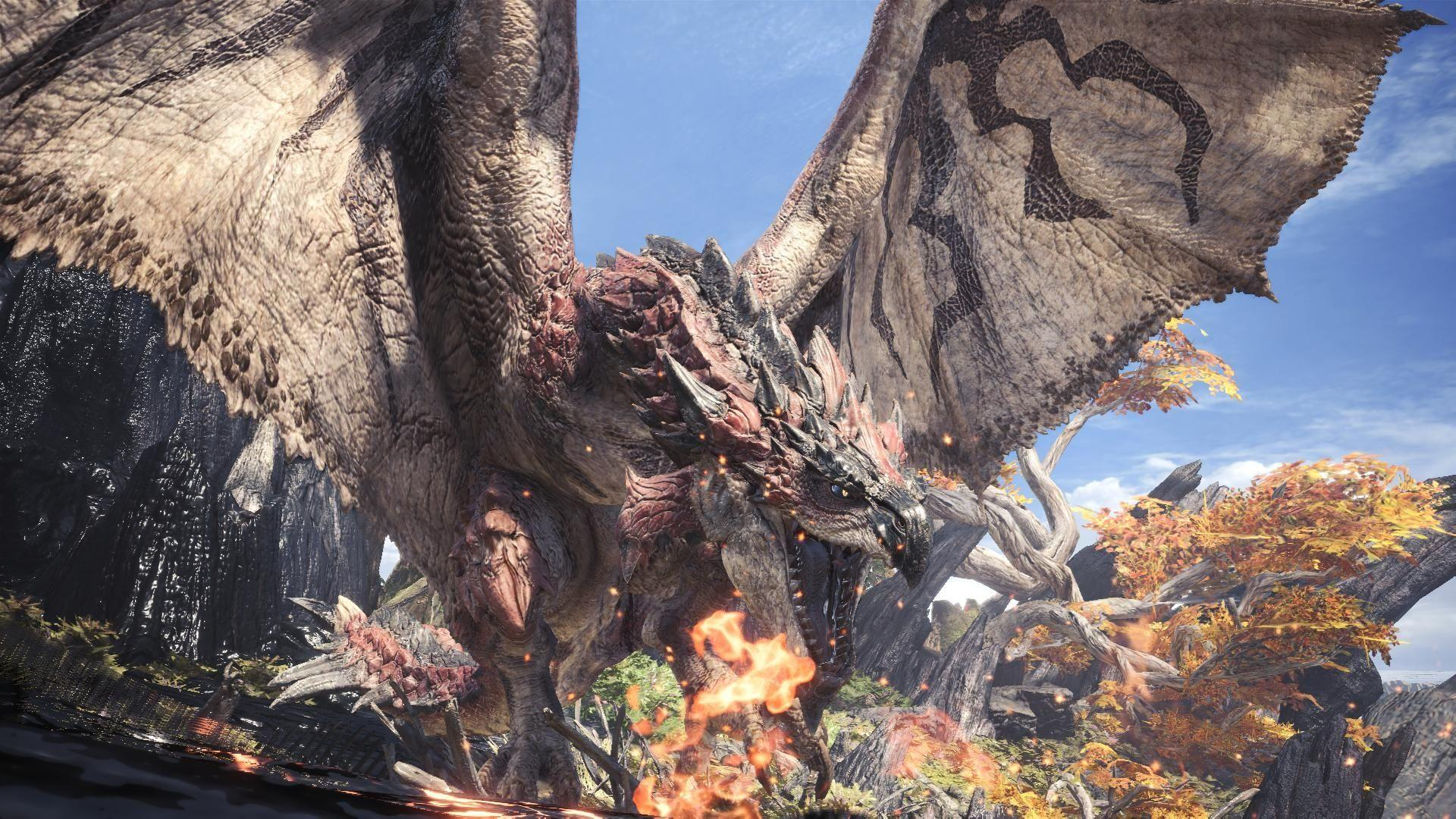 Monster Hunter: World PS4 Beta Features All Weapon Types and Two