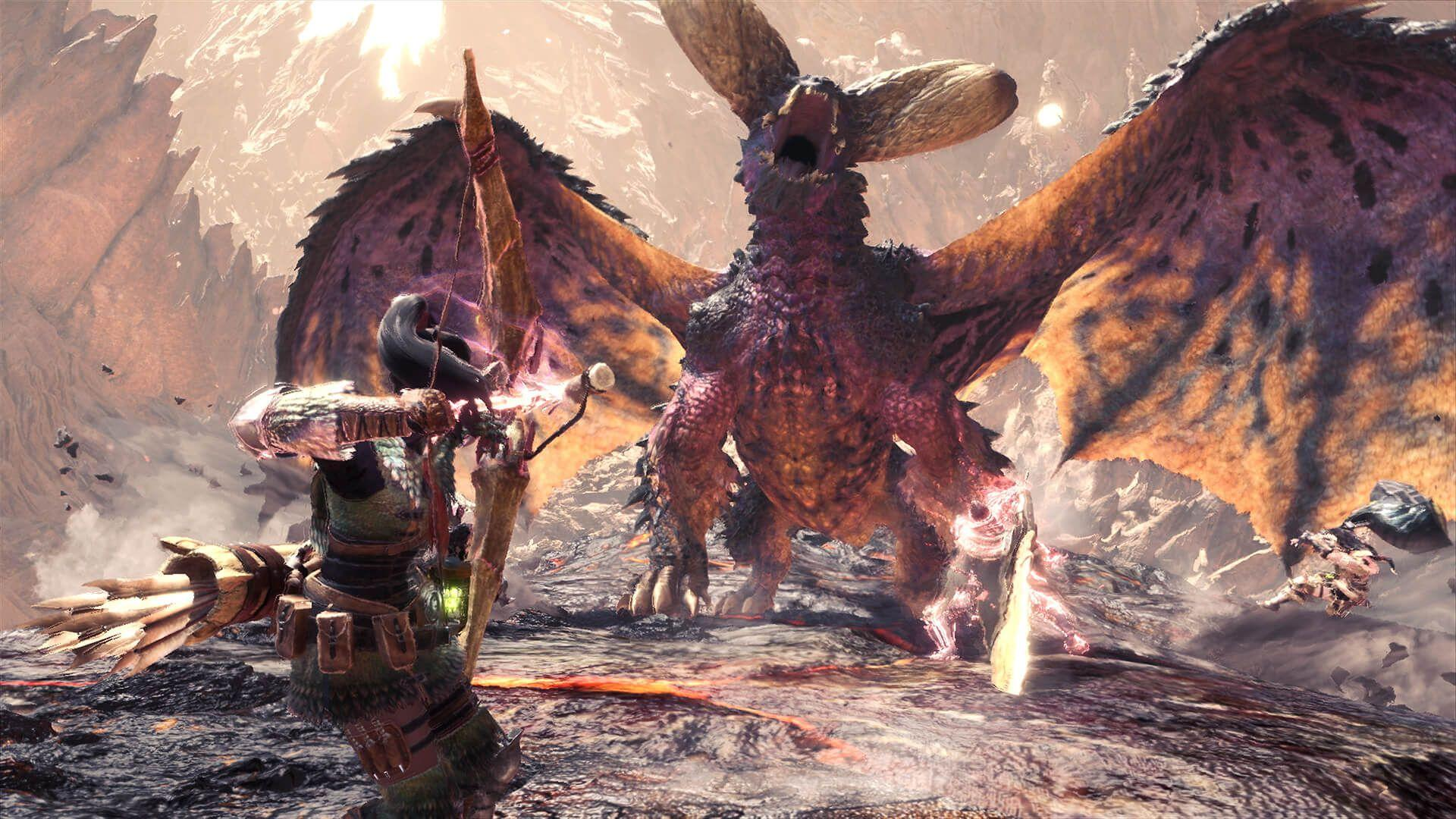 Monster Hunter World Update 2.01