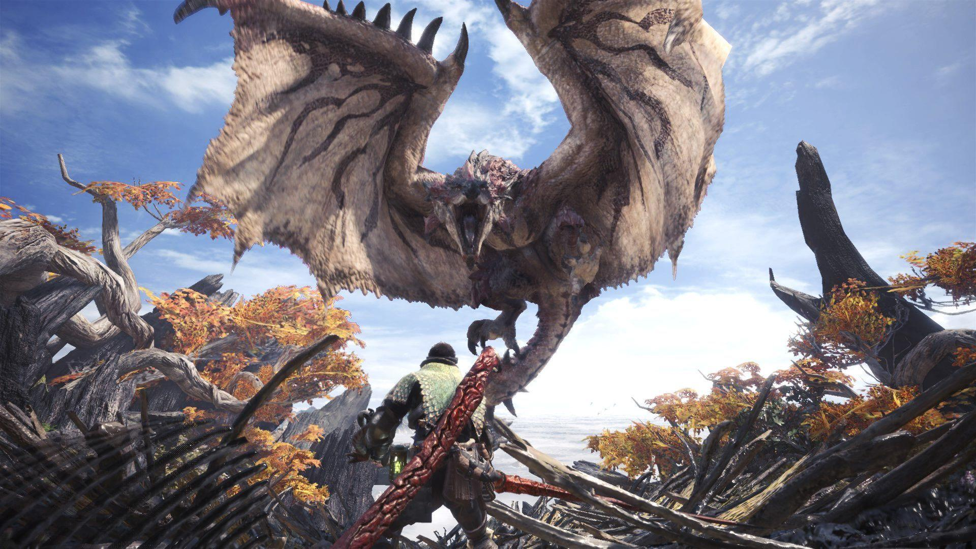 Screenshot] Monster Hunter World