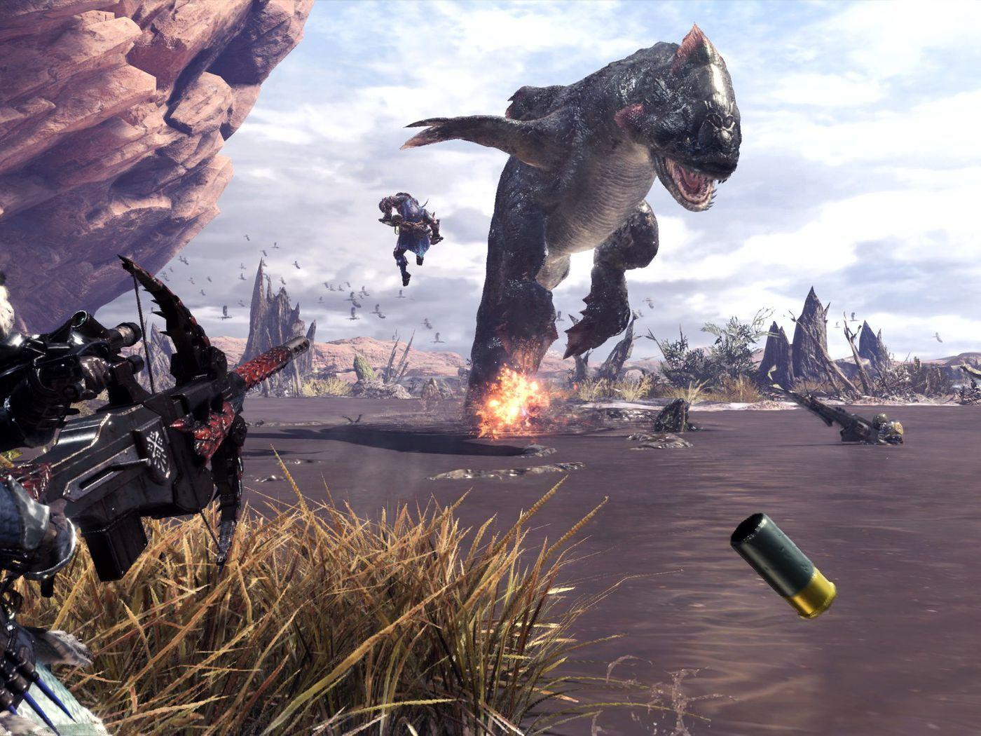 Monster Hunter: World beginner's guide