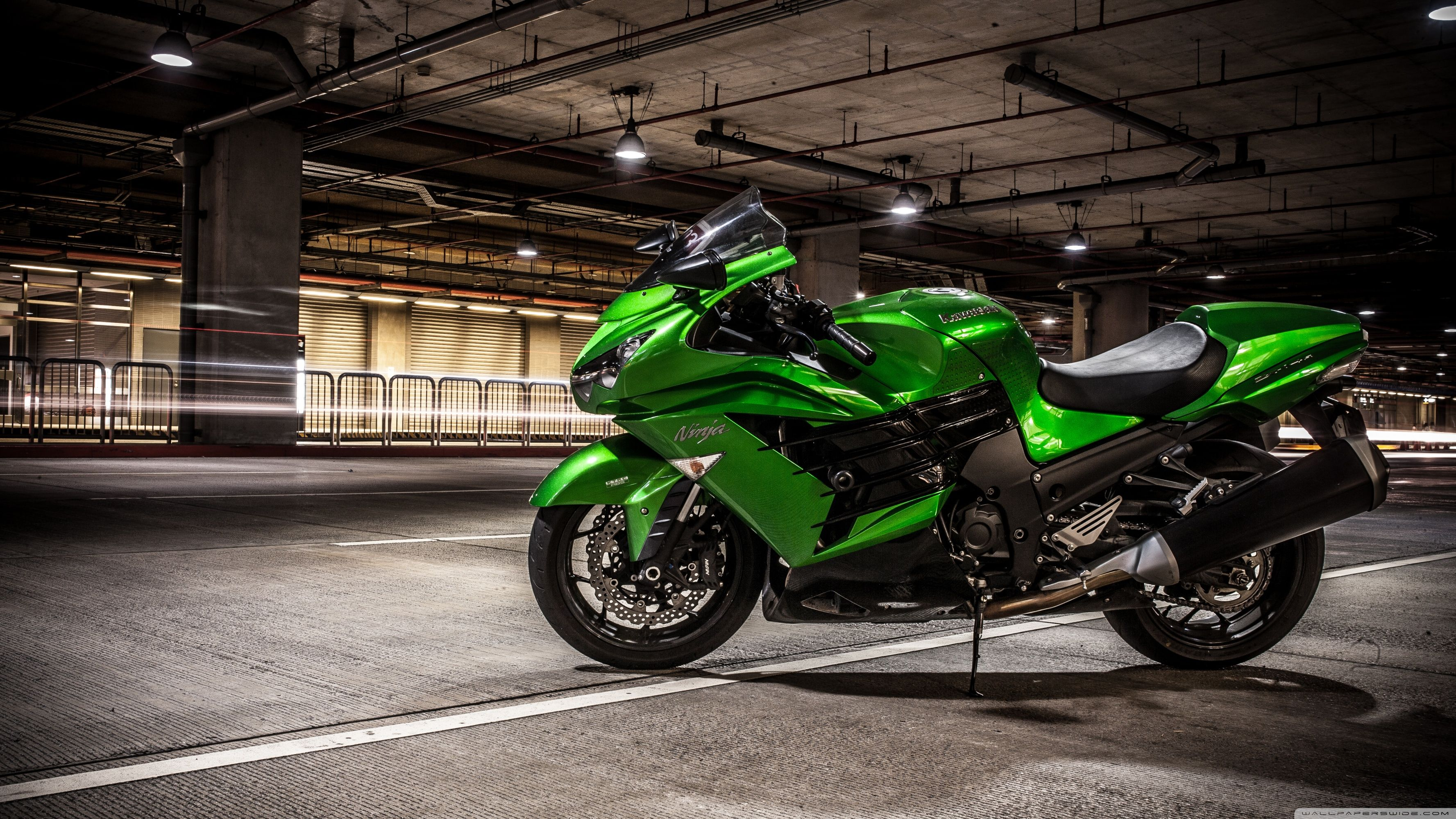Kawasaki Ninja 400 Wallpapers