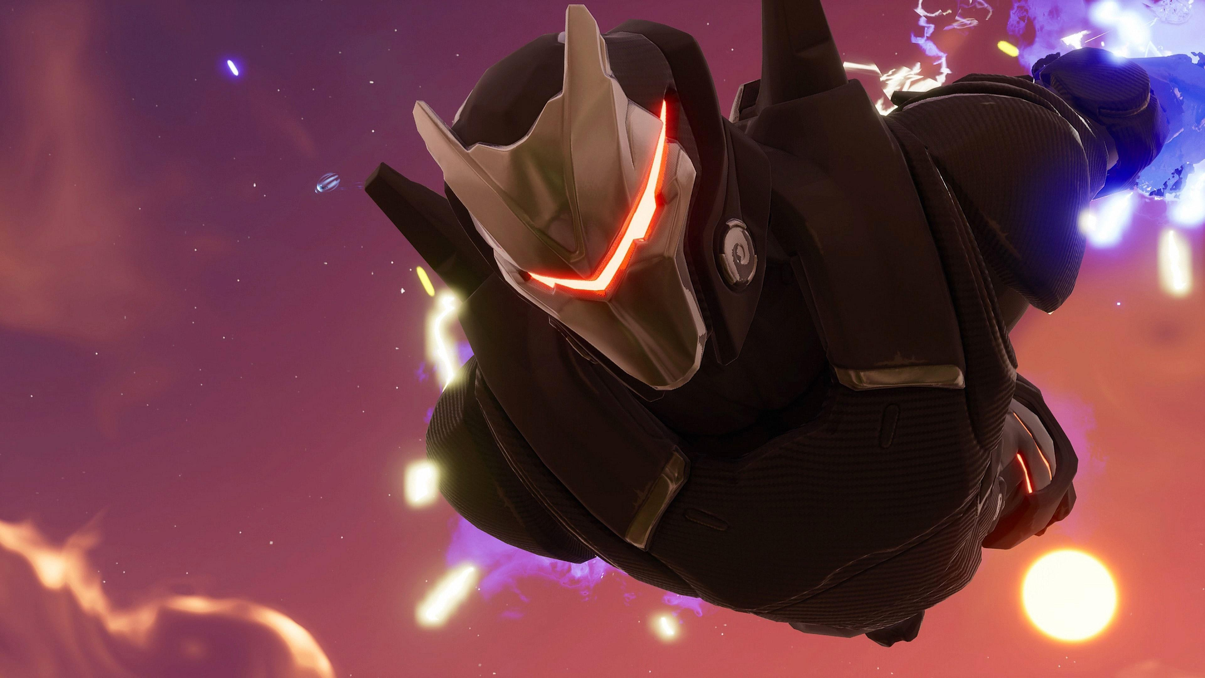 Omega Skydive Fortnite Battle Royale #4070 Wallpapers and Free Stock ...