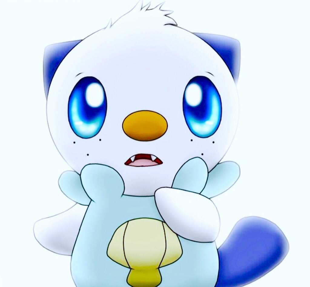 Can someone plz make me a oshawott drawing I will give a shiny to ...