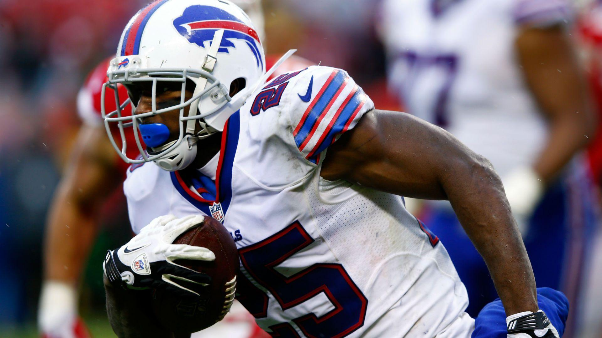 Rex Ryan 'hopeful' LeSean McCoy will play Sunday