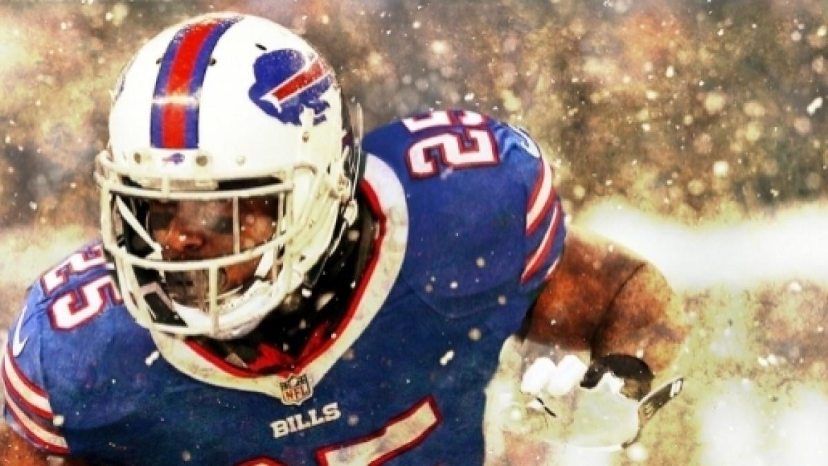 Why LeSean McCoy is the heart of the Bills