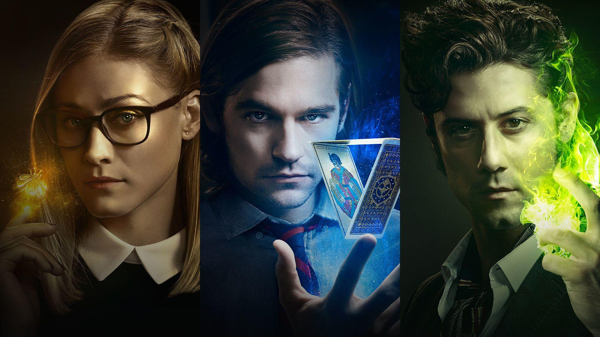 The Magicians Zoom Background 2