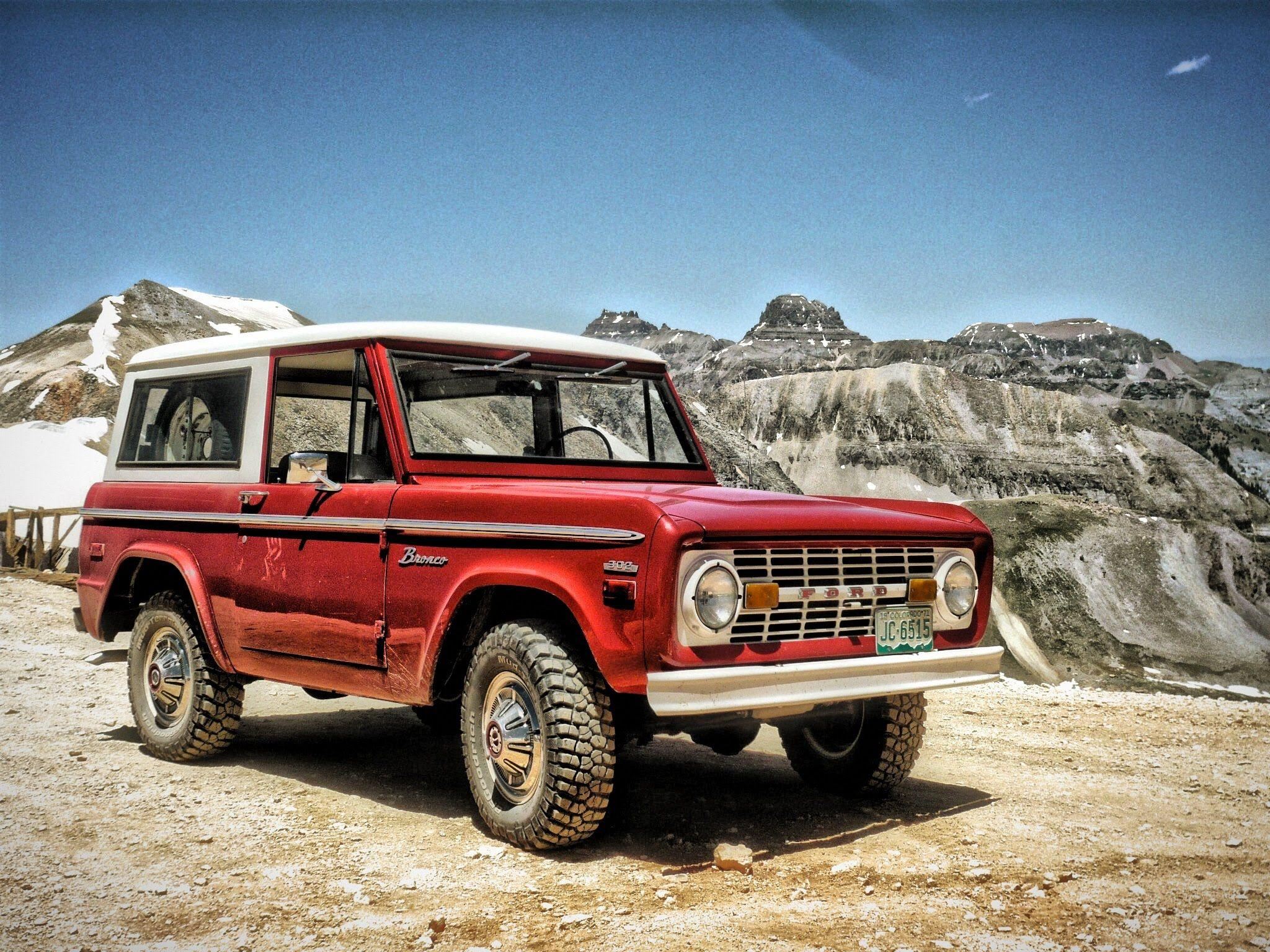 Ford Bronco Wallpapers 10 - 2048 X 1536 | stmed.net