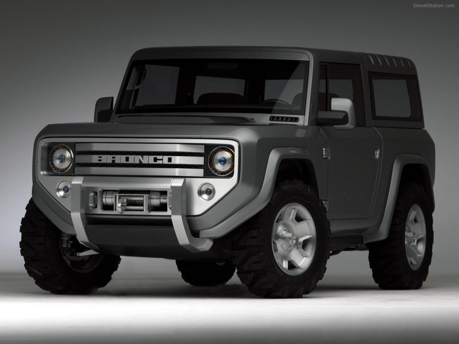 Ford Bronco Wallpaper HD Image Picture 2015 #6985691