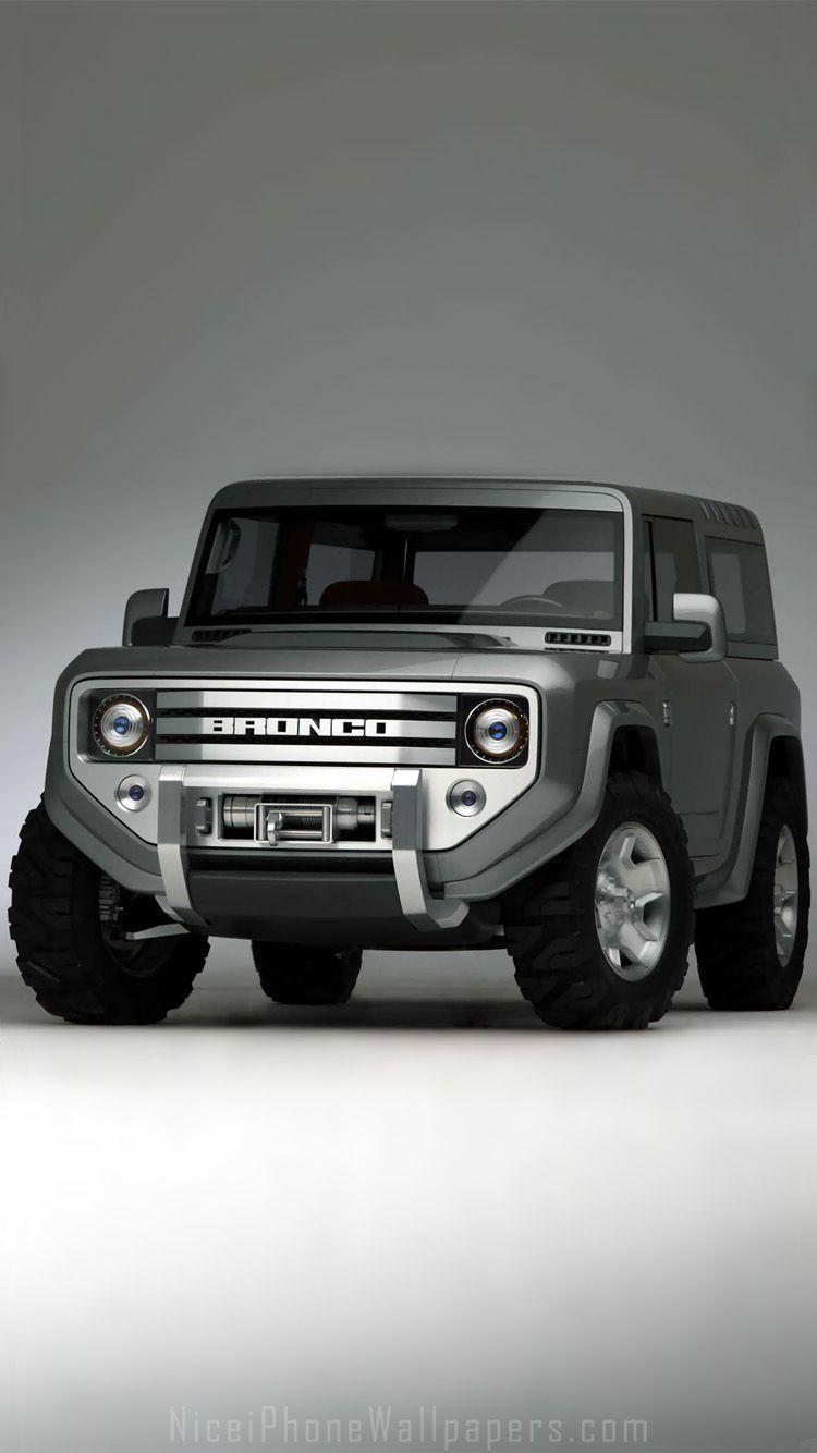 Ford Bronco iPhone 6/6 plus wallpaper | Cars iPhone wallpapers ...