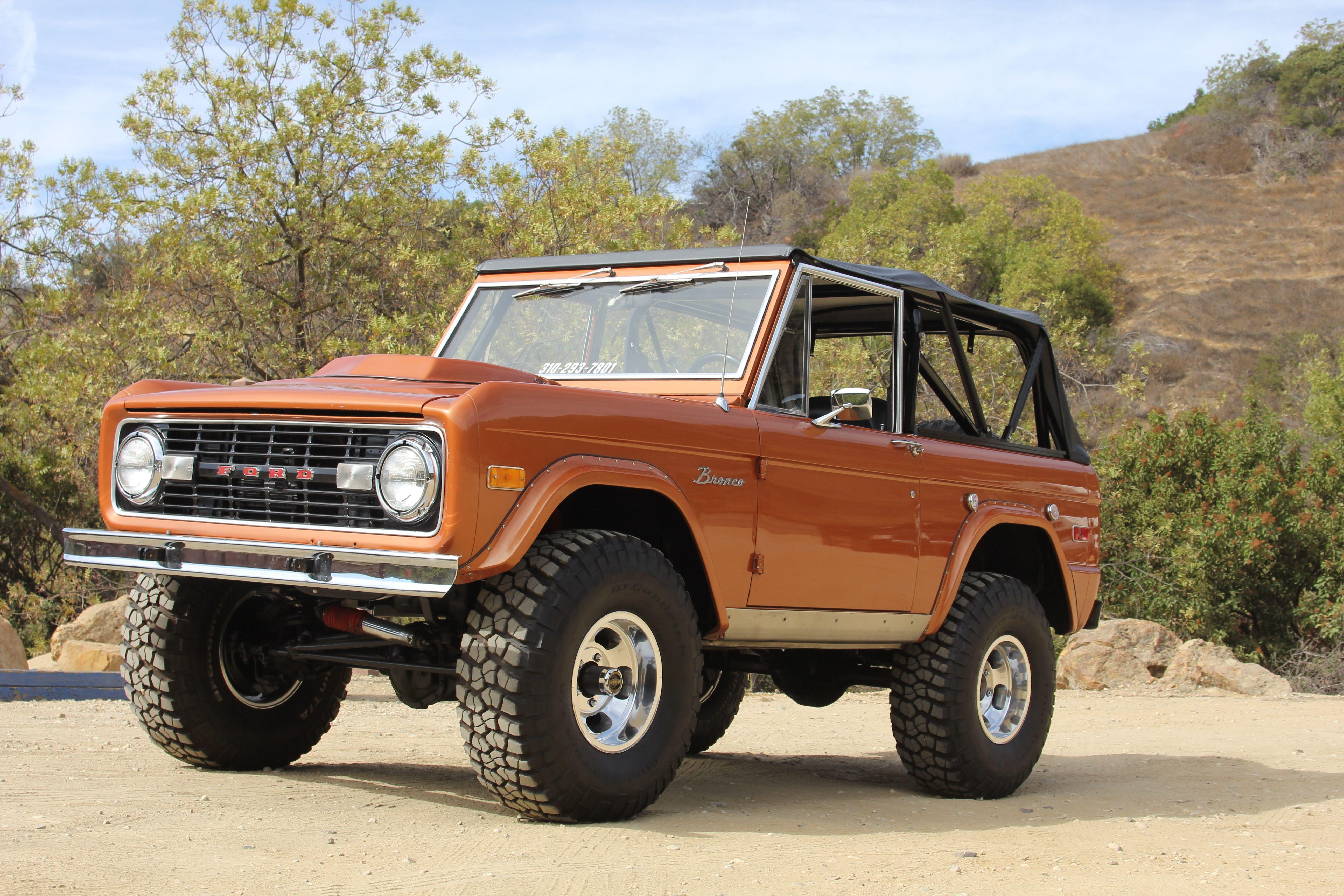 Ford Bronco Wallpapers - Wallpaper Cave