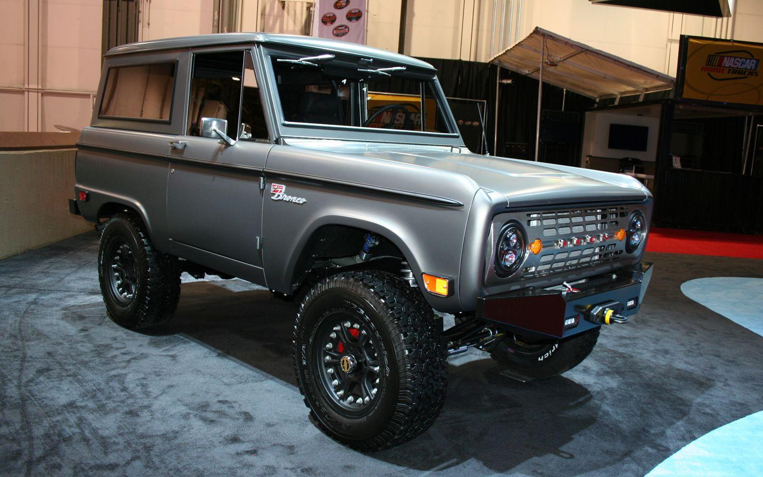 ford Bronco - image #14