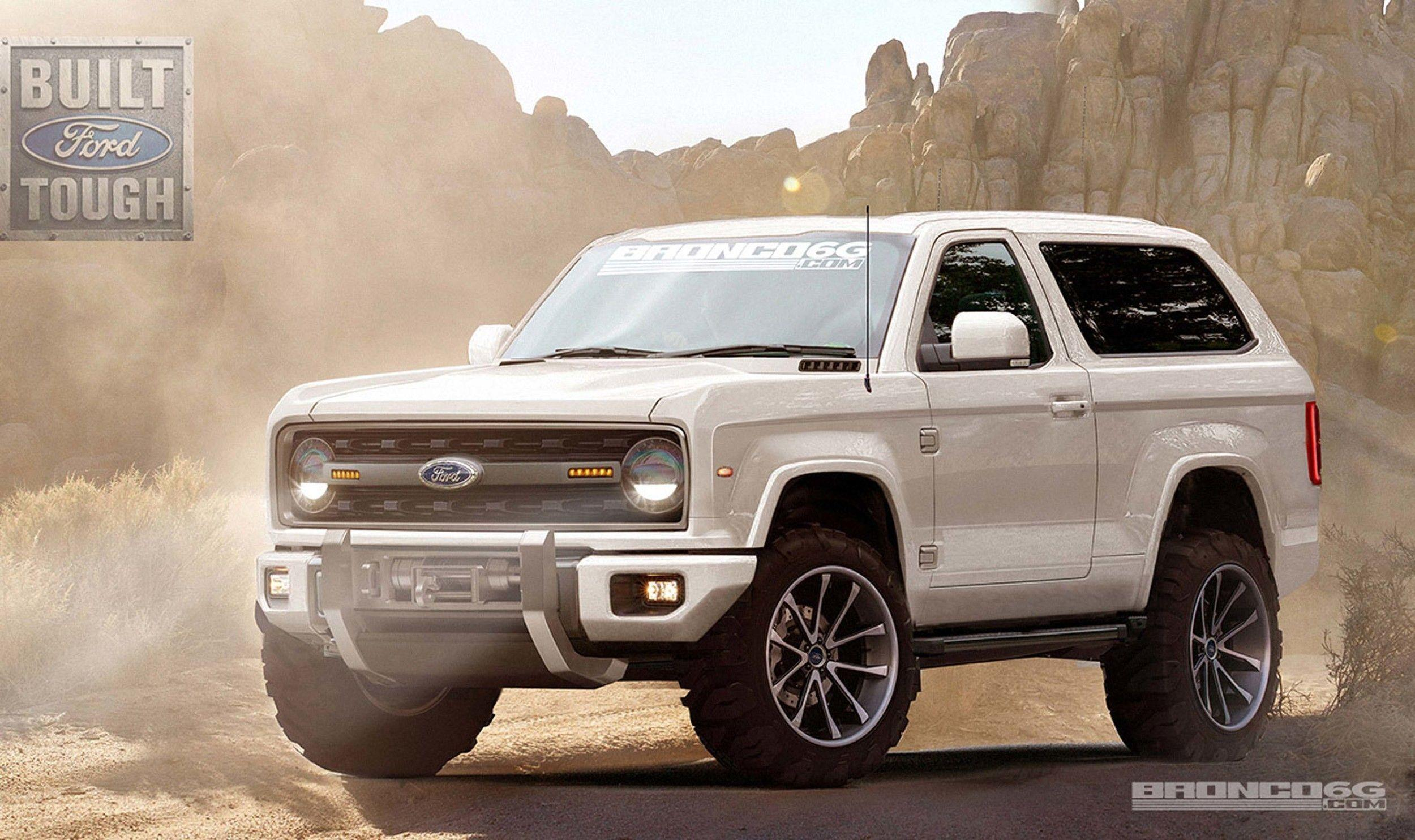 2020 Ford Bronco concept by Bronco6g.com [2500 x 1484] HD Wallpaper ...