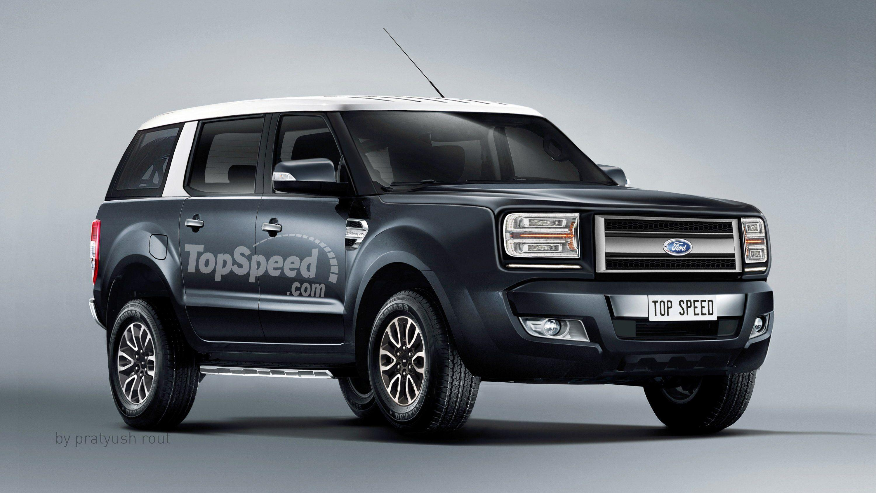 2020 Ford Bronco Pictures, Photos, Wallpapers. | Top Speed
