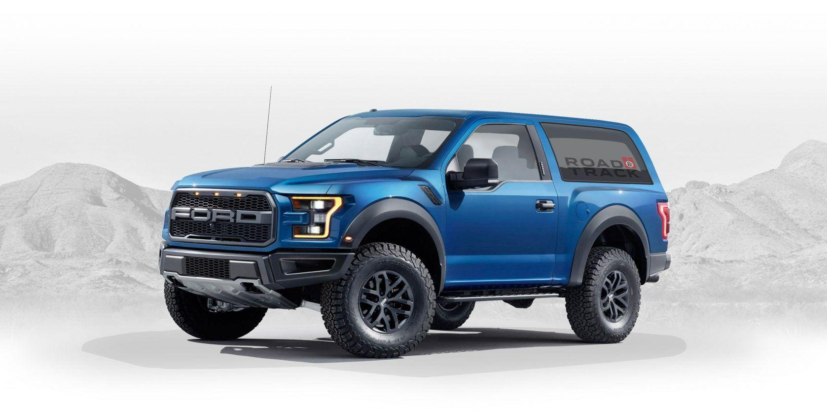 New 2020 Ford Bronco Look HD Wallpaper | Best New Car