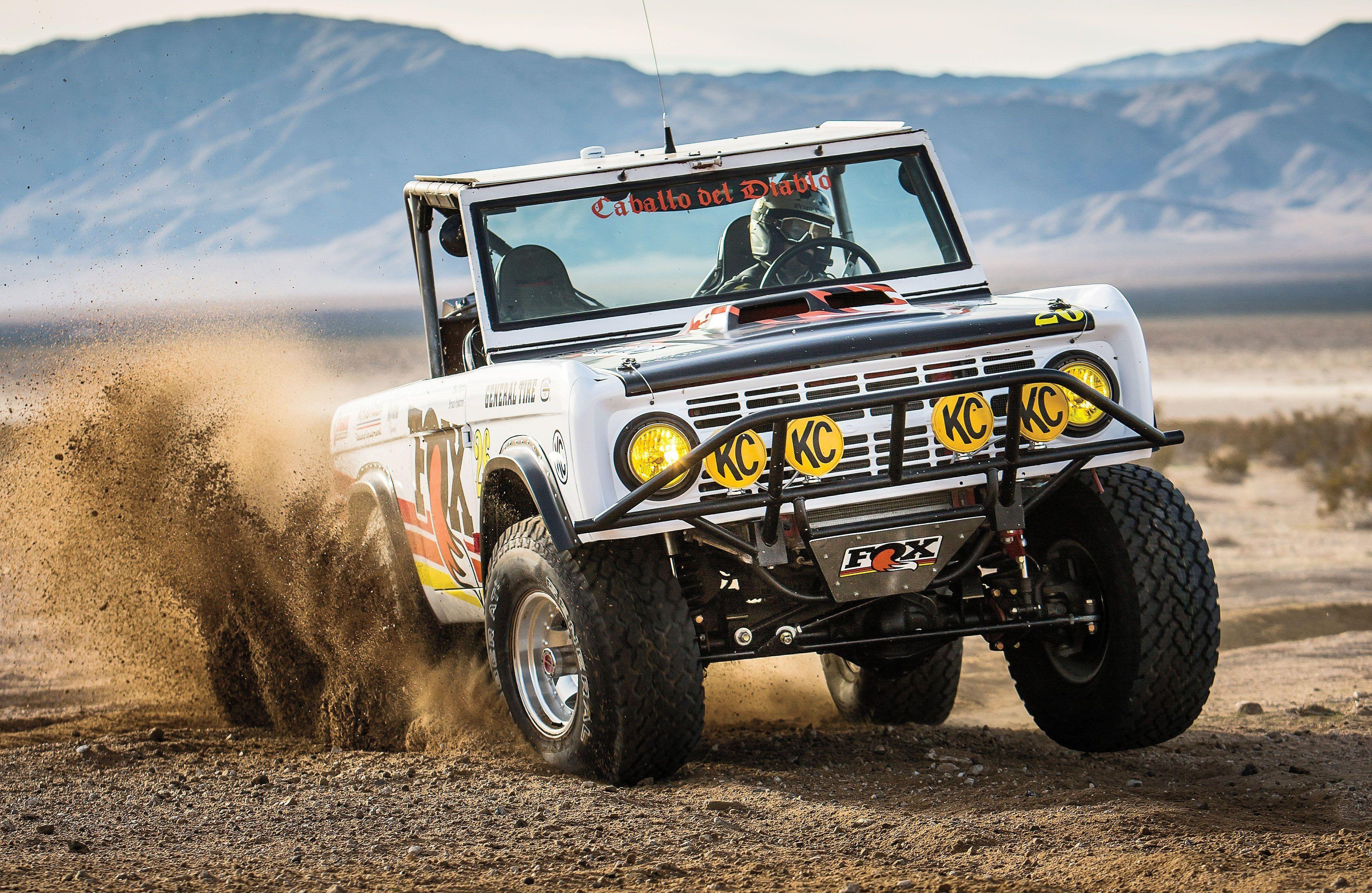 FORD BRONCO suv 4x4 truck wallpaper | 3840x2498 | 775471 | WallpaperUP