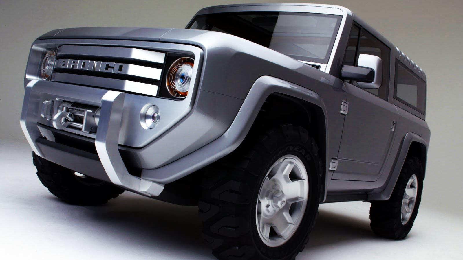 2016 Ford Bronco Wallpapers Download #11912 - Download Page ...
