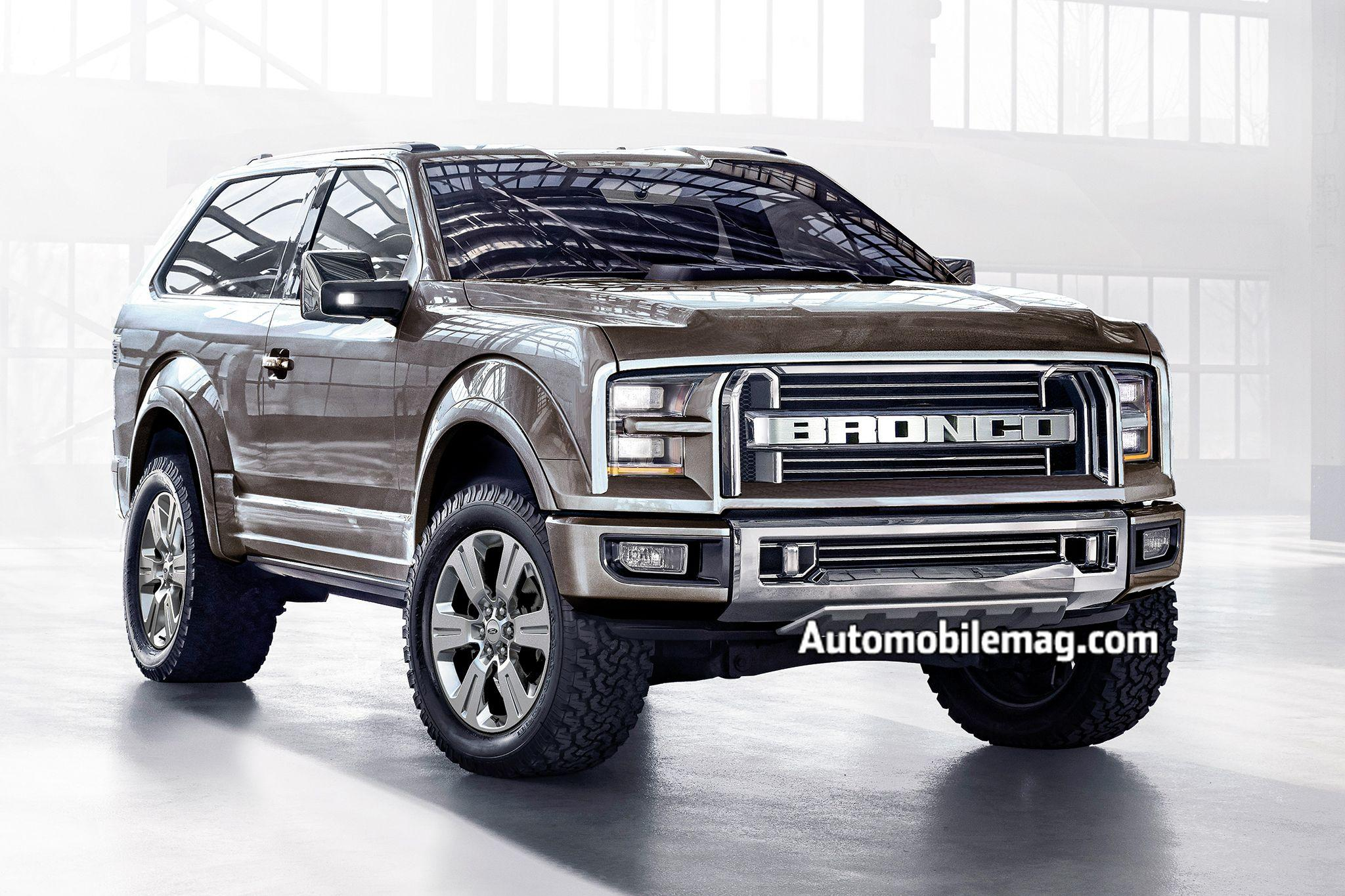 Vehicles Ford Bronco wallpapers (Desktop, Phone, Tablet) - Awesome ...