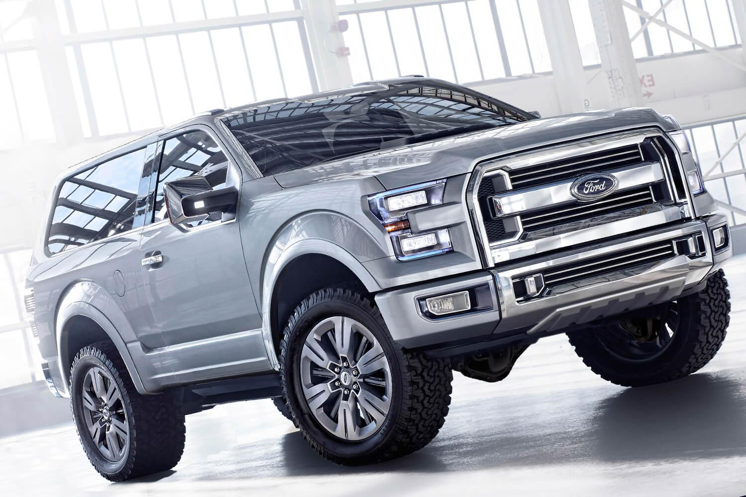 Ford: 2018 Ford Bronco Wallpapers - 2018 Ford Bronco 4 Door, Release ...