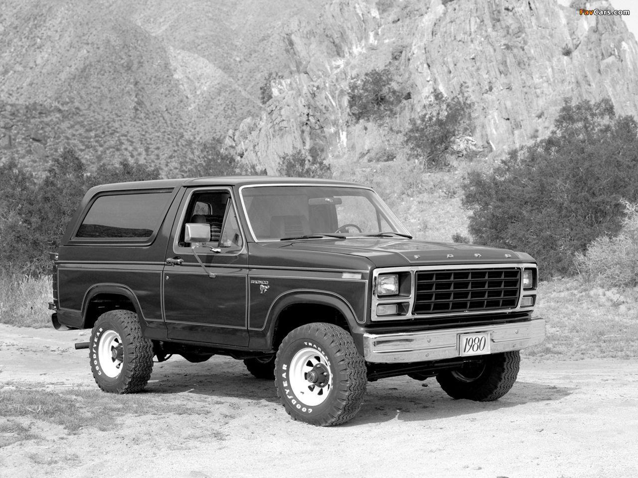Ford Bronco Wallpapers 16 - 1280 X 960 | stmed.net