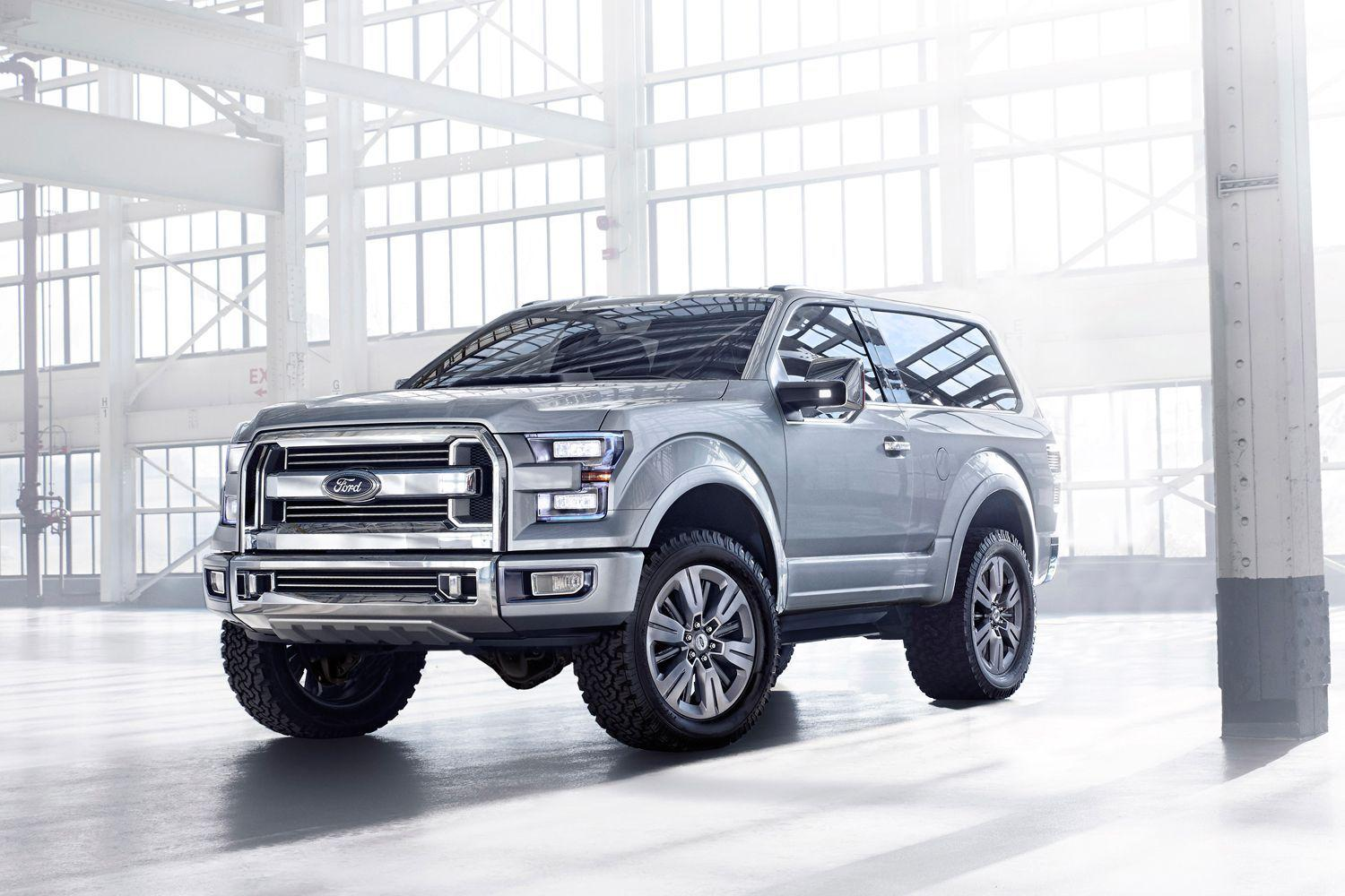 2016 Ford SVT Bronco Coming Soon Diesel Power Magazine - Auto ...