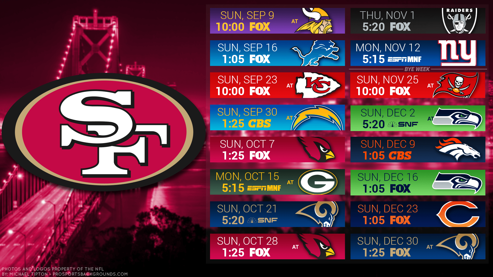 Adorable image with regard to 49ers printable schedule